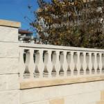 Balaustre Marbella con pilastra Irán