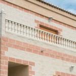 Balaustre Parma con pasamano-zócalo Esparta