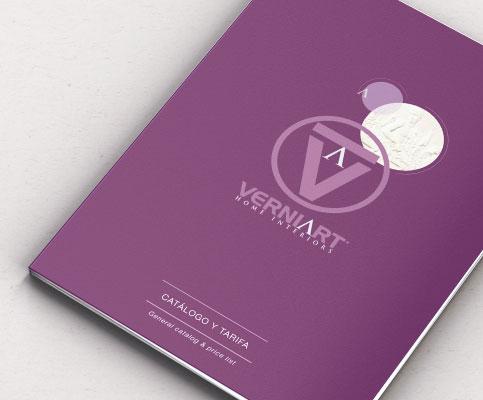 Catálogo Verniart Verniprens