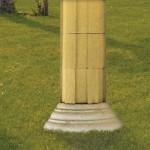 Base-capitel Dado Verniprens