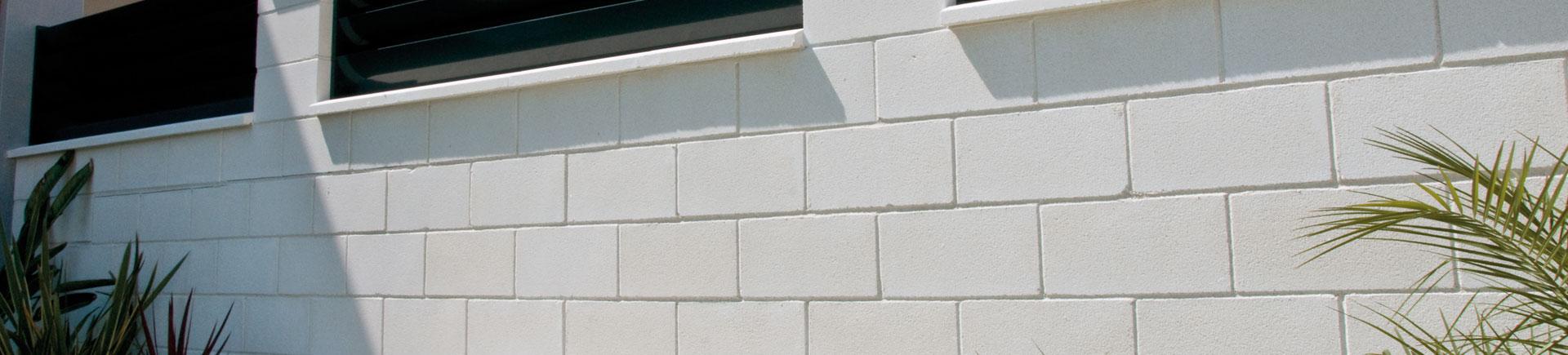 Bloques de hormigon colores perfect vinilo modelo - Cemento blanco precio ...