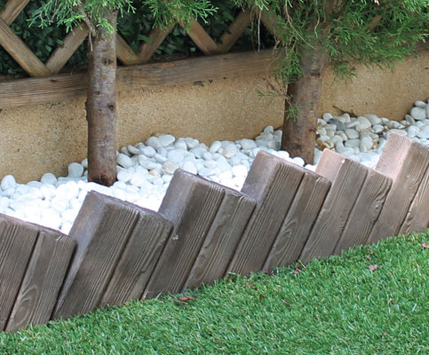 Bordillos de jardín Verniprens