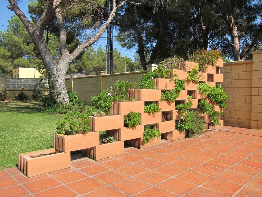 muro ecol gico verniprens