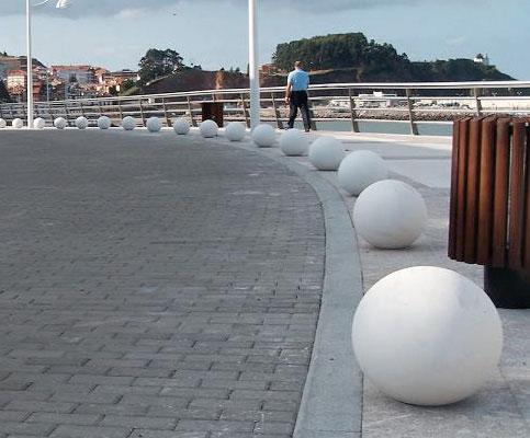 Mobiliario urbano Verniprens