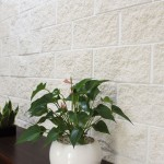 Plaqueta split Gandía blanca