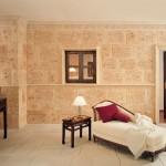 Revestimiento Salamanca con moldura Salamanca, moldura Mayor y clave Flor de Lys