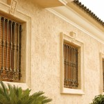 Revestimiento Salamanca con moldura Salamanca y clave Flor de Lys