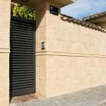 Revestimiento Salamanca con esquina y recercado Palencia
