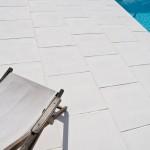 Baldosa Loja y remate de piscina Grenoble