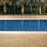 Plaqueta Ranurada con remate de piscina Jávea