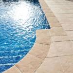 Remate y ángulo inverso remate piscina Palacio