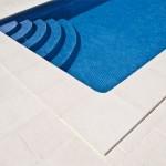 Remate y ángulo remate piscina Palacio