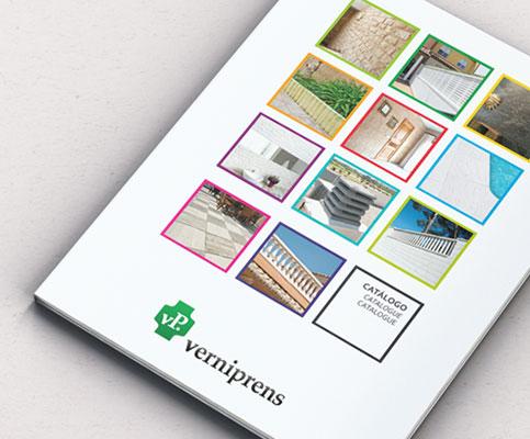 Catálogo general Verniprens 2017