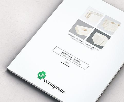 Tarifa/catálogo bloques 2019 verniprens
