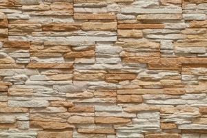 Revestimiento aspecto piedra Andorra cobrizo