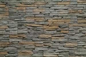 Revestimiento aspecto piedra Andorra marengo