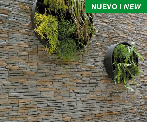 Revestimiento aspecto piedra Andorra